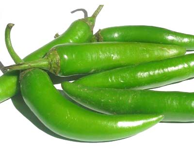 Green Chili (Hari mirch Moti)